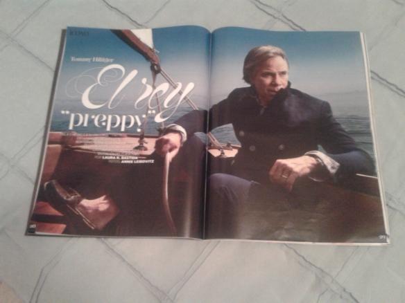 """Un reportaje muy interesante sobre Tommy Hilfiger el diseñador que ha abanderado el estilo pijo (o """"preppy"""")"""