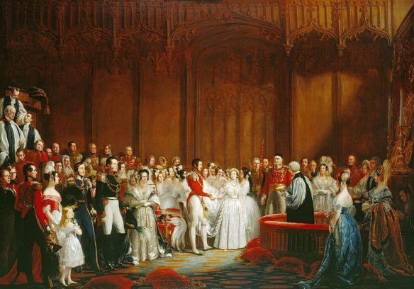Una boda que marcó época