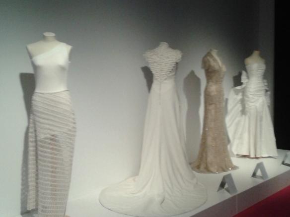 Los vestidos de novia