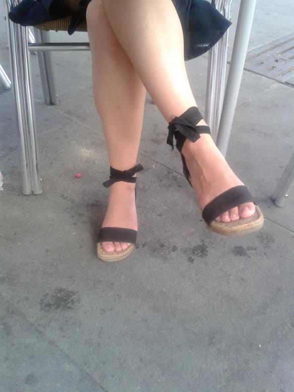 Estas zapatillas son una buena opción.