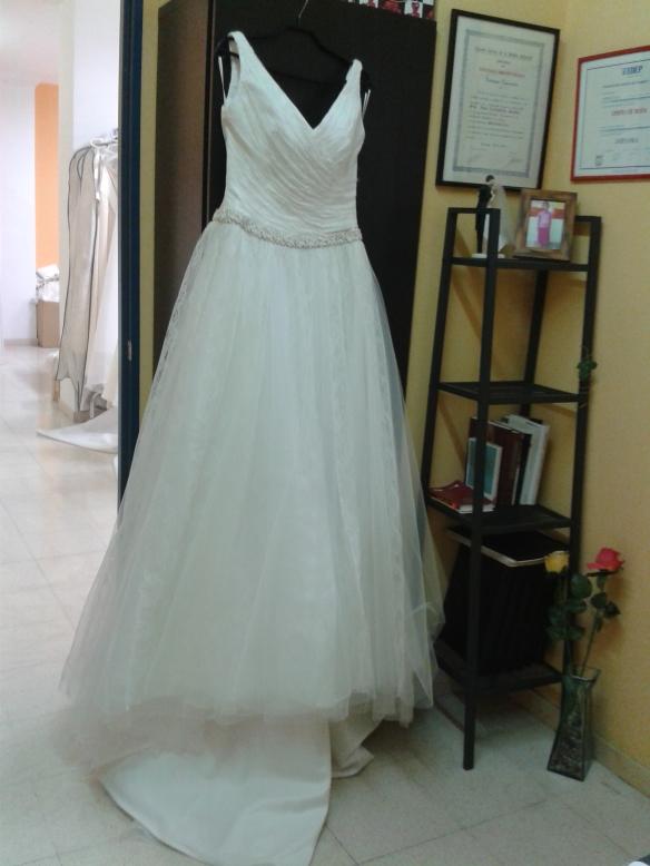Preparado para la novia.