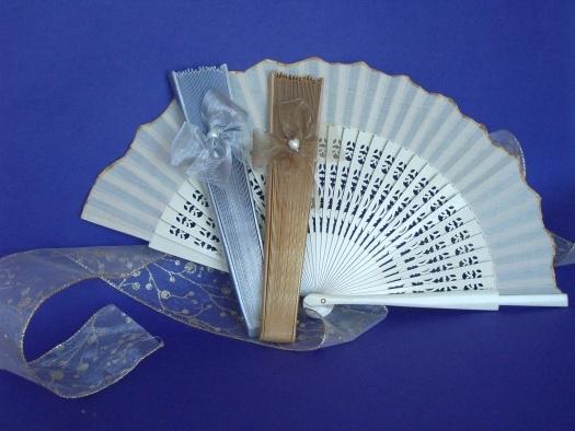 Un abanico, ideal para las bodas de Julio y Agosto.